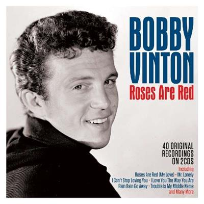 Bobby Vinton - Roses Are Red (2CD)