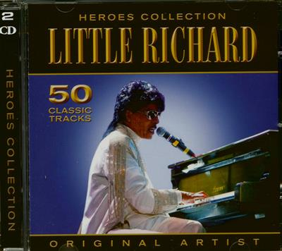 Little Richard - Heroes Collection (2CD)