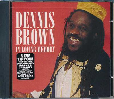 Dennis Brown - In Loving Memory (CD)