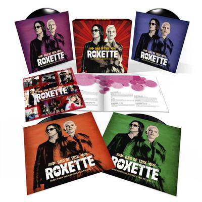Roxette - Bag Of Trix - Music From The Roxette Vaults (4LP Vinyl)