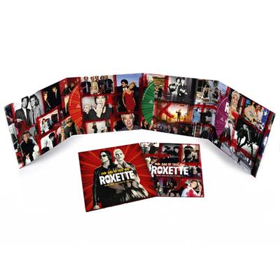 Roxette - Bag Of Trix - Music From The Roxette Vaults (3CD)