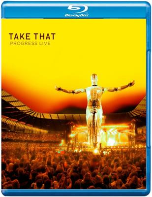 Take That - Progress Live (Blu-ray)