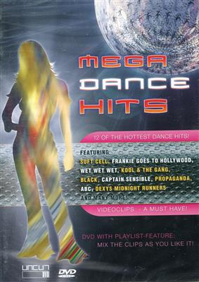 Mega Dance Hits (DVD)