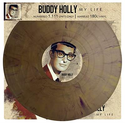 Buddy Holly - My Life - Limited Numbered Marble Edition (Vinyl)