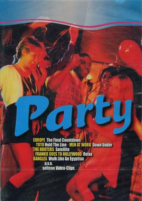 Party (DVD) Diverse artister