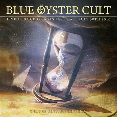 Blue Öyster Cult - Live At Rock Of Ages Festival 2016 (CD+DVD)