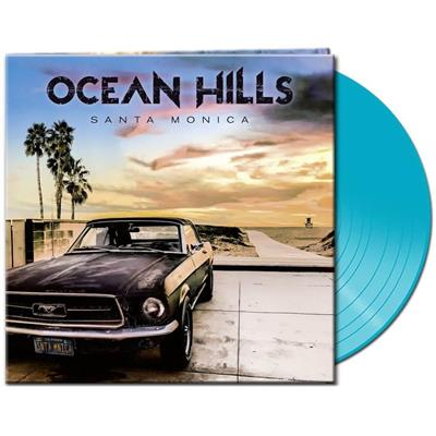 Ocean Hills - Santa Monica (Vinyl - Clear Light Blue)