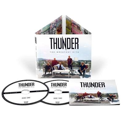Thunder - The Greatest Hits (2CD)