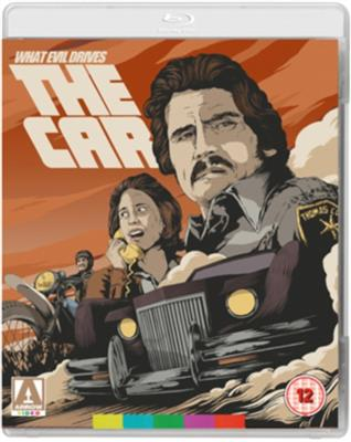 The Car (Import) (Blu-ray)