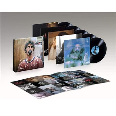 Frank Zappa - ZAPPA - Original Motion Picture Soundtrack - Deluxe Edition (5LP Vinyl - 180 gram)