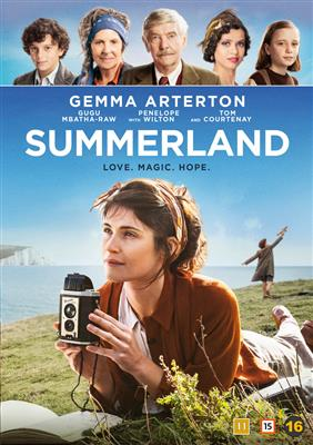 Summerland (2020) (DVD)