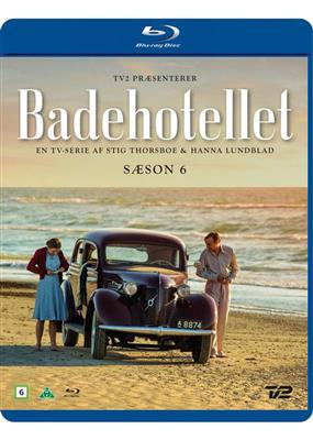 Badehotellet - Sesong 6 (Blu-ray)