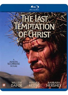 The Last Temptation Of Christ (1988) (Blu-ray)