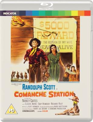 Comanche Station (Import) (Blu-ray)