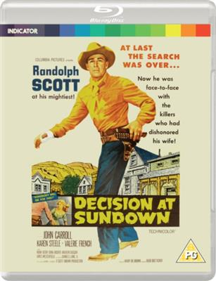 Decision At Sundown (Import) (Blu-ray)