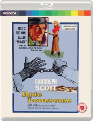 Ride Lonesome (Import) (Blu-ray)