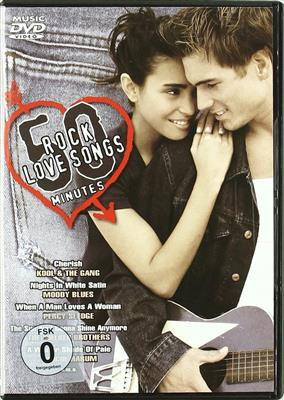 50 Minutes of Rock Love Songs (DVD)