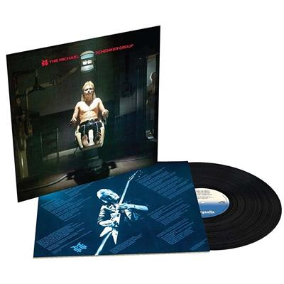 The Michael Schenker Group - The Michael Schenker Group (Vinyl)