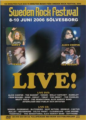 Sweden Rock Festival Live 2006 (DVD+CD)
