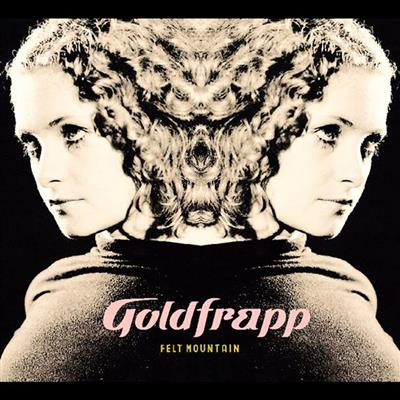 Goldfrapp - Felt Mountain (CD)