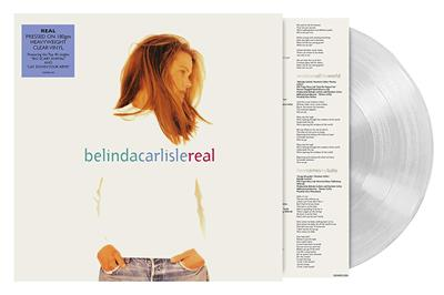 Belinda Carlisle - Real - Limited Clear Edition (Vinyl)