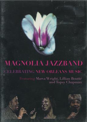 Magnolia Jazzband - Celebrating New Orleans Music (DVD)