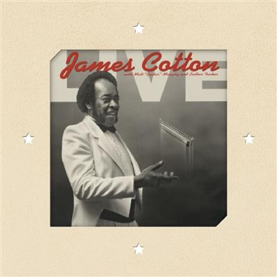 James Cotton - Live At Antone's Nightclub (Vinyl - 180 gram)