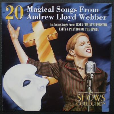 20 Magical Songs From Andrew Lloyd Webber (CD)