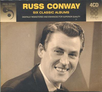 Russ Conway - Six Classic Albums (4CD)