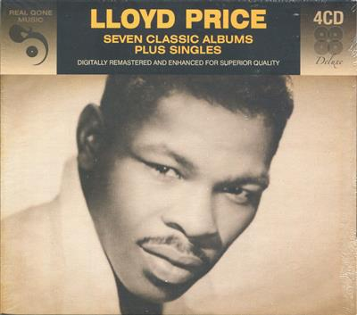 Lloyd Price - Seven Classic Albums plus Singles (4CD)