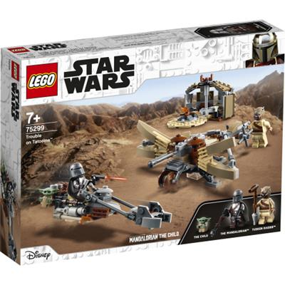 LEGO Star Wars - Trøbbel På Tatooine 75299