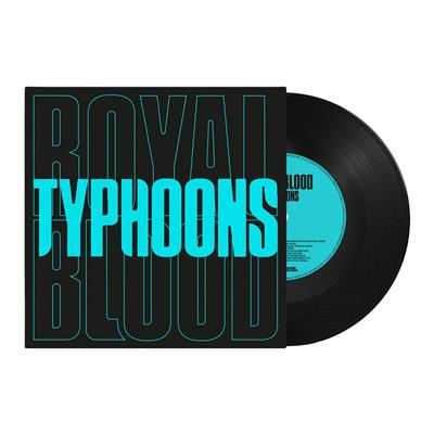 "Royal Blood - Typhoons (7"" Vinyl)"