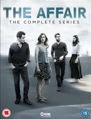 The Affair - Den Komplette Serien (Import) (DVD)