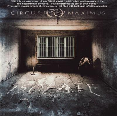 Circus Maximus - Isolate (CD)