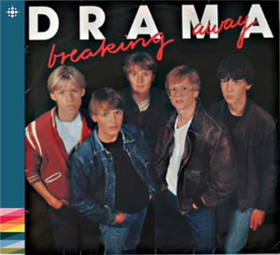 Drama – Breaking Away (CD) Norske Albumklassikere