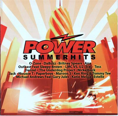 Power Summer Hits (CD) Diverse artister