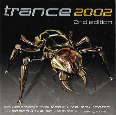 Trance 2002 - 2nd Edition (2CD) Diverse artister