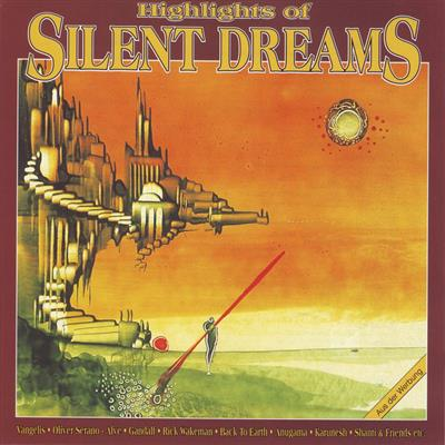 Highlights Of Silent Dreams (CD) Diverse artister