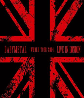 Babymetal - Live In London (2Blu-ray)