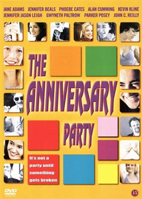 The Anniversary Party (DVD)