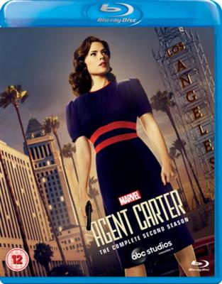 Agent Carter - Sesong 2 (Import) (Blu-ray)