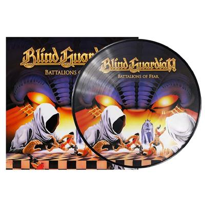 Blind Guardian - Battalions Of Fear - Limited Edition (Picture Disc Vinyl)